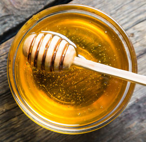 A Touch for Health Raw Honey