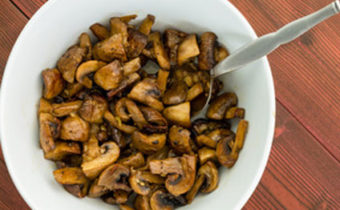 Sauteed Mushrooms with