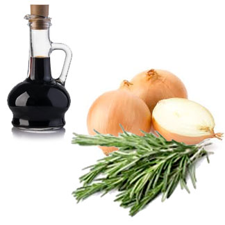Onion and Rosemary Balsamic